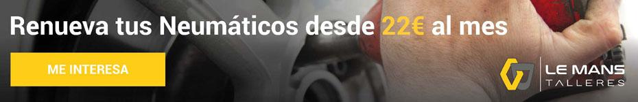 Comprar neumáticos baratos en Murcia