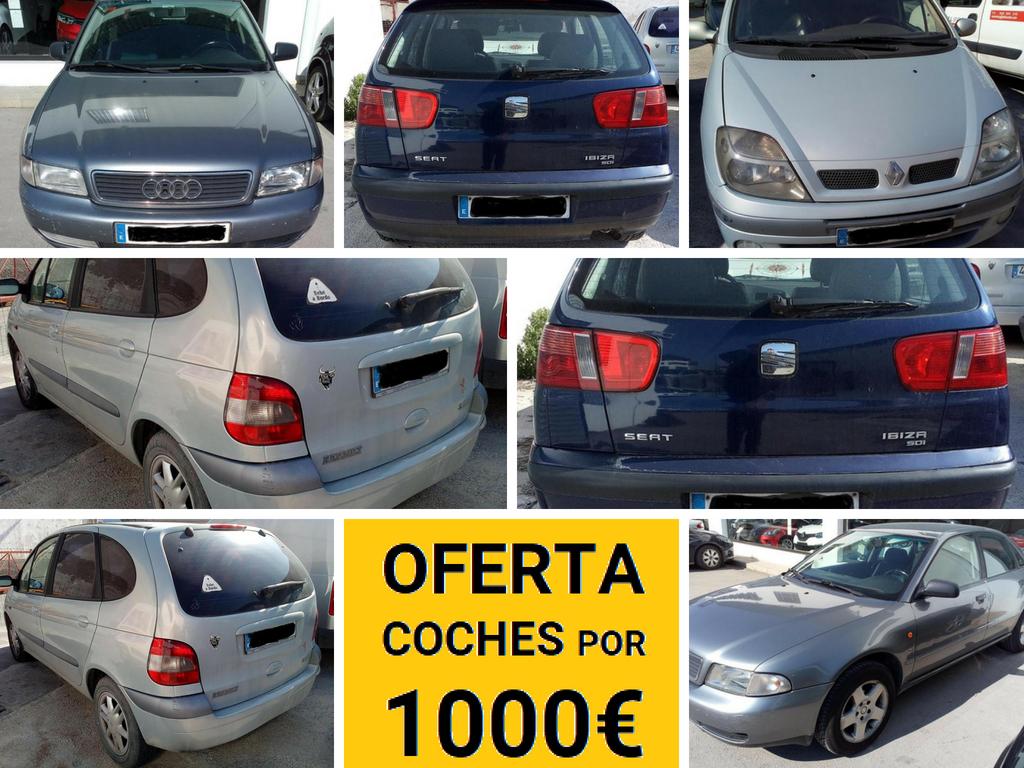 Coches segunda mano Murcia 1000 euros