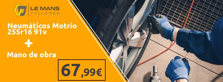 Oferta Neumáticos baratos Murcia