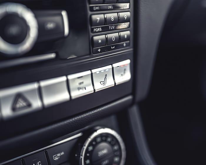 calefaccion coche