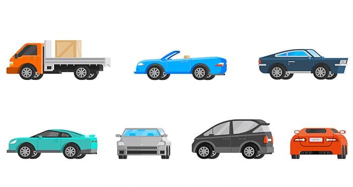tipos de vehiculos renault