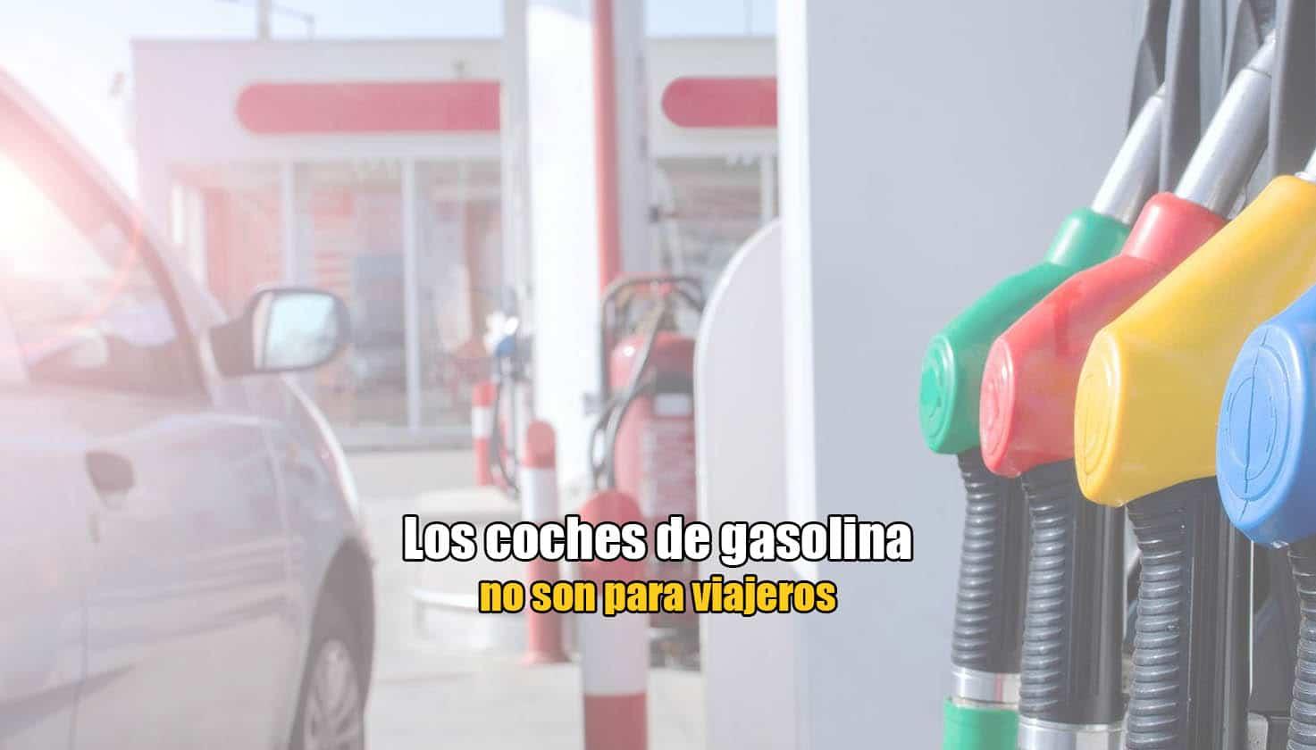 Coche de gasolina para la ciudad