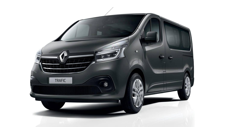 Renault TRAFIC Combi interior