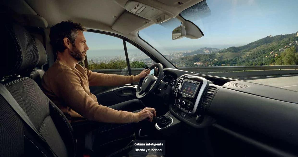 interior Renault TRAFIC Combi