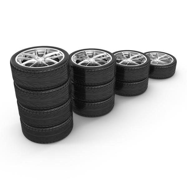 cambiar ruedas coche