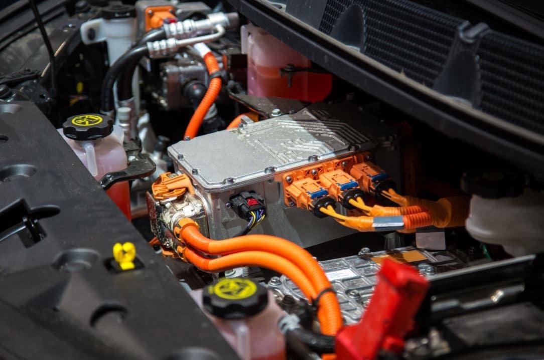 electricidad color coche