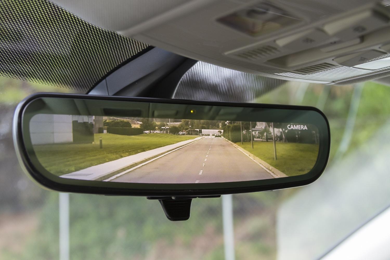 espejo retrovisor interior