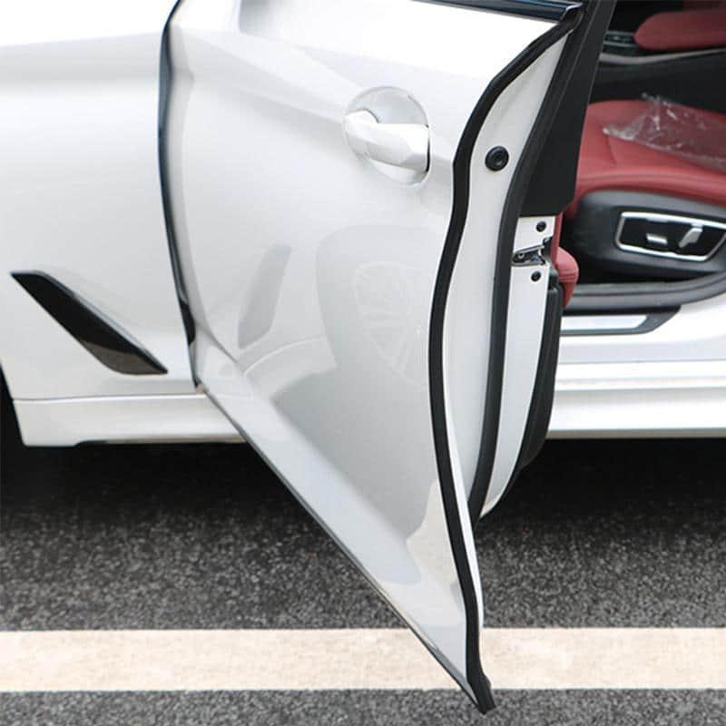 puerta de coche